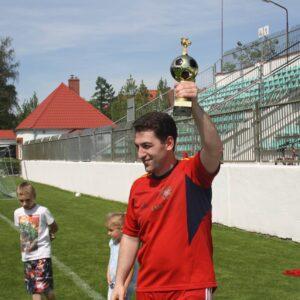 Mecz piłki nożnej pomiędzy Ormianami i Polakami