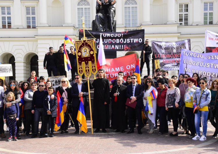 March of Remembrance of the Armenian Reich in 1915 – one of the most important events for Armenians in Poland.