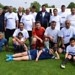 Zawody piłki nożnej w różnych regionach polski