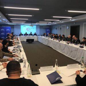 Spotkanie ze społecznością ormiańską Ukrainy